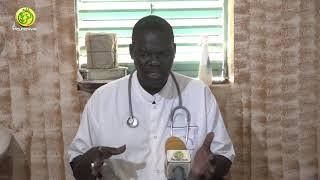 La Carte Sanitaire de la ville sainte de Porokhane avec l'ICP de Porokhane M. Mame Thierno DIA