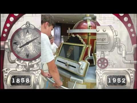 IAAPA Expo - New Attractions and Trends 2013