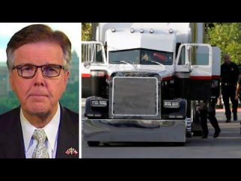 Texas Lt. Gov. Patrick discusses human smuggling tragedy