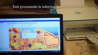 HP Deskjet Ink Advantage 2675 como escanear