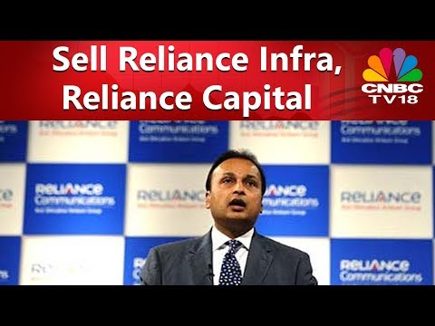 Sell Reliance Infra, Reliance Capital | Ashwani Gujral | Closing Bell | CNBC TV18
