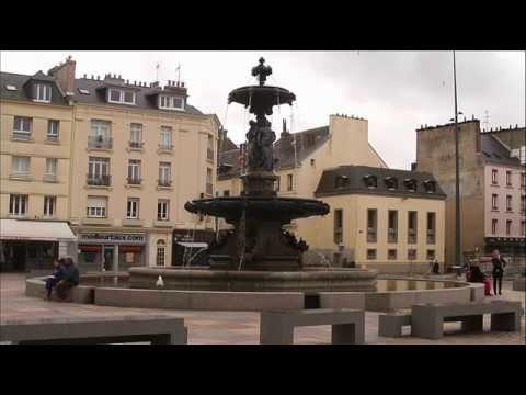 Cherbourg - Octeville + Tourlaville - Voyage 2015 - Basse - Normandie