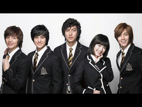Para Pemain dan Karakter Drama Korea Boys Before Flower