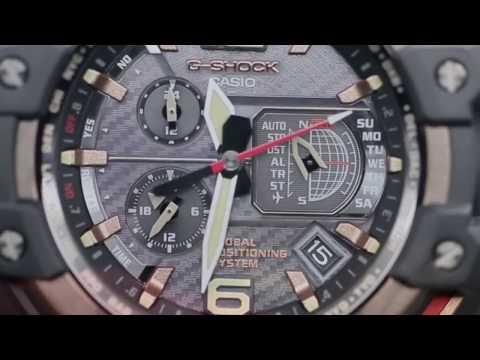 Casio G Shock Gravitymaster GPW 1000RG 1AJF GPS Solar JDM