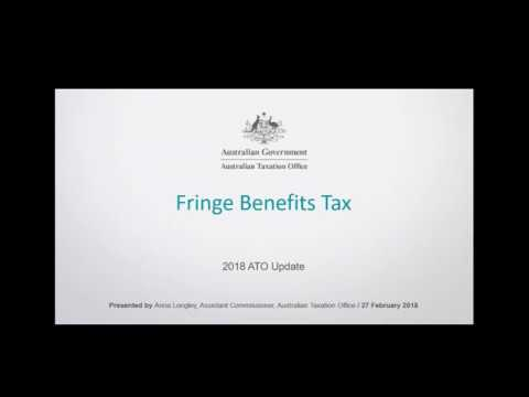 FBT Compliance Update with the ATO