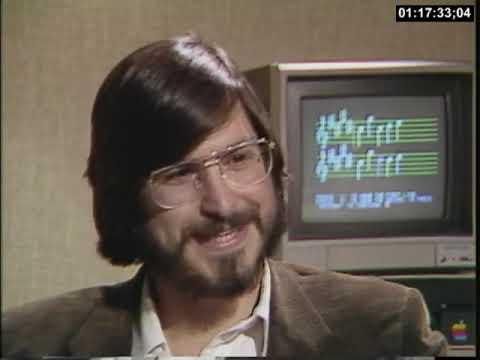 Steve Jobs Interview - 2/18/1981