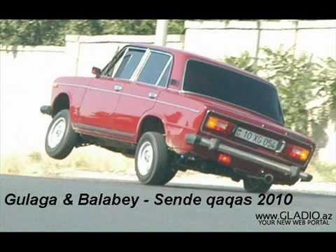 Gulaga & Balabey - Sende qaqas-mende qaqas