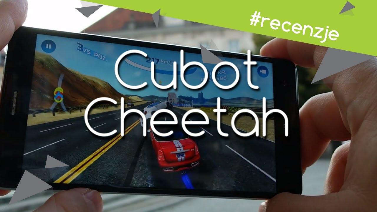 Cubot Cheetah Recenzja Test Opinie Youtube