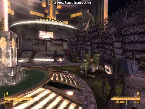 Fallout NV Sub Basement