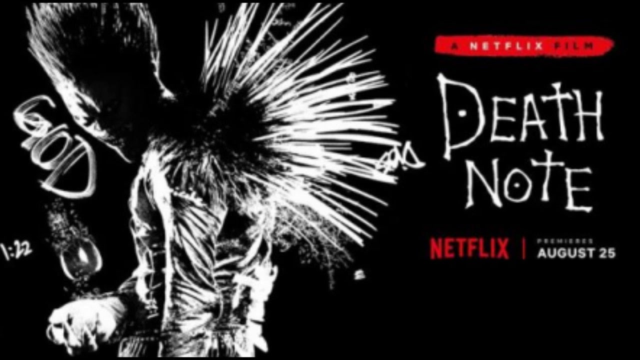 Netflix | Death Note's Soundtrack (Air Supply - The Power Of Love)