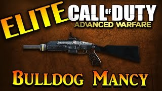 "Cod Advanced Warfare Multiplayer Gameplay - Elite Gun ""bulldog Mancy"" (call Of Duty 2014)"