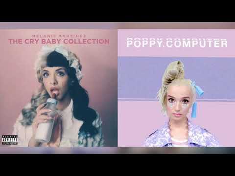 Melanie Martinez, Poppy - Bleach Blonde Party/Pity Party x Bleach Blonde Baby (BIRTHDAY MASHUP)