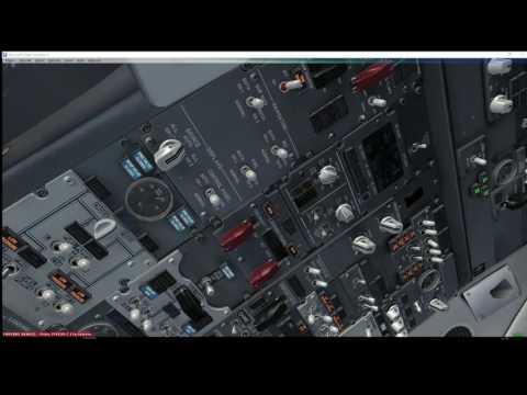 PMDG NGX-737 Dallas-Forth Worth to Tulsa