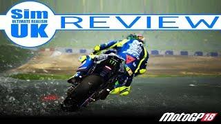 MotoGP 18 FULL Review & Career Pt 1 Red Bull Rookies Cup (PC @60fps)