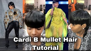 KELLY CUT QUICK WEAVE | STEP BY STEP | 2 WAYS FT MODEL MODEL HAIR