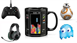 Top 10 Christmas Gifts For Gamers & Geeks (2015)