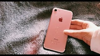 ASMR ITA// What's on my Iphone 7?! RELAX! 💯 % whispering