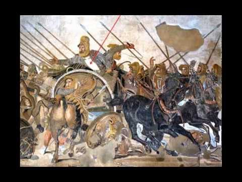 """Prof. Antony Spawforth """"The King, the Bow and the Chariot: in Search of Alexander."""""""