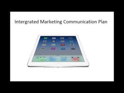 Intergrated Marketing Communication Plan Video MKT/571
