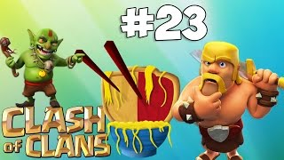 Clash Of Clans : Ep 23 - TOWN HALL 7!