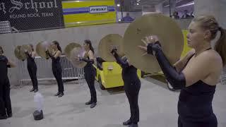 Cedar Ridge Cymbals Giving A Clinic In Atlanta thumbnail