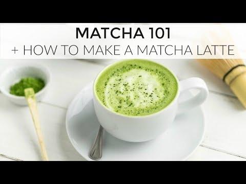 hqdefault - Matcha 101 + How To Make a Matcha Latte