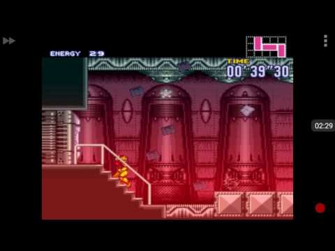 Super Metroid parte 2