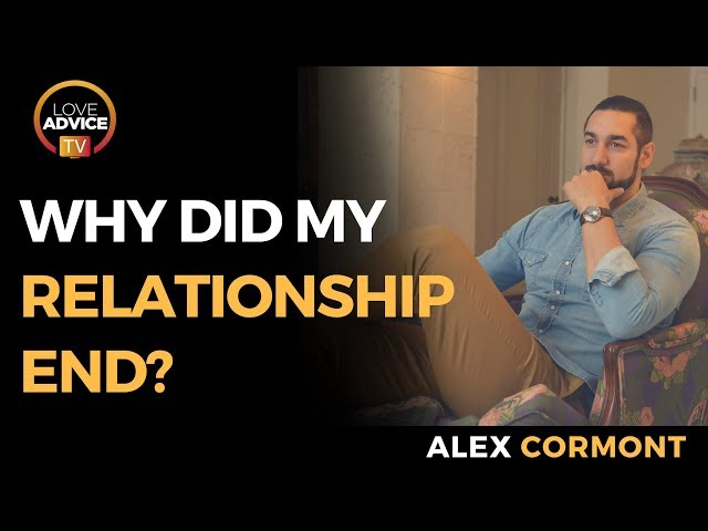 """Why Did My Relationship Fail? 