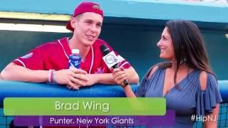 Hip New Jersey - Brad Wing's Celebrity Softball Game