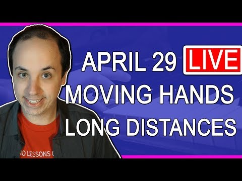 🔴 Exercise to Help You Move Your Hands Long Distances