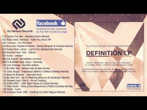 [Drum & Bass Mini Mix] Nu Venture Records - Definition LP (All FREE Downloads)
