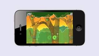 Snake Escape iPhone Game Trailer