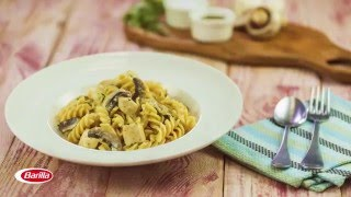 Barilla SEA / Fusilli Creamy Mushroom&Chicken