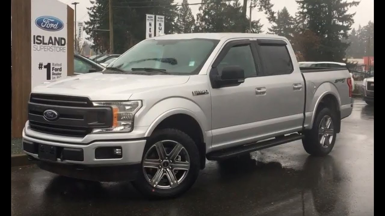 2018 Ford F 150 Xlt Sport 302a V8 Supercrew Review Island