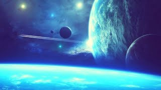 Space Ambient Music { Cosmic Melody } Background Music for Dreaming, Study, Arts