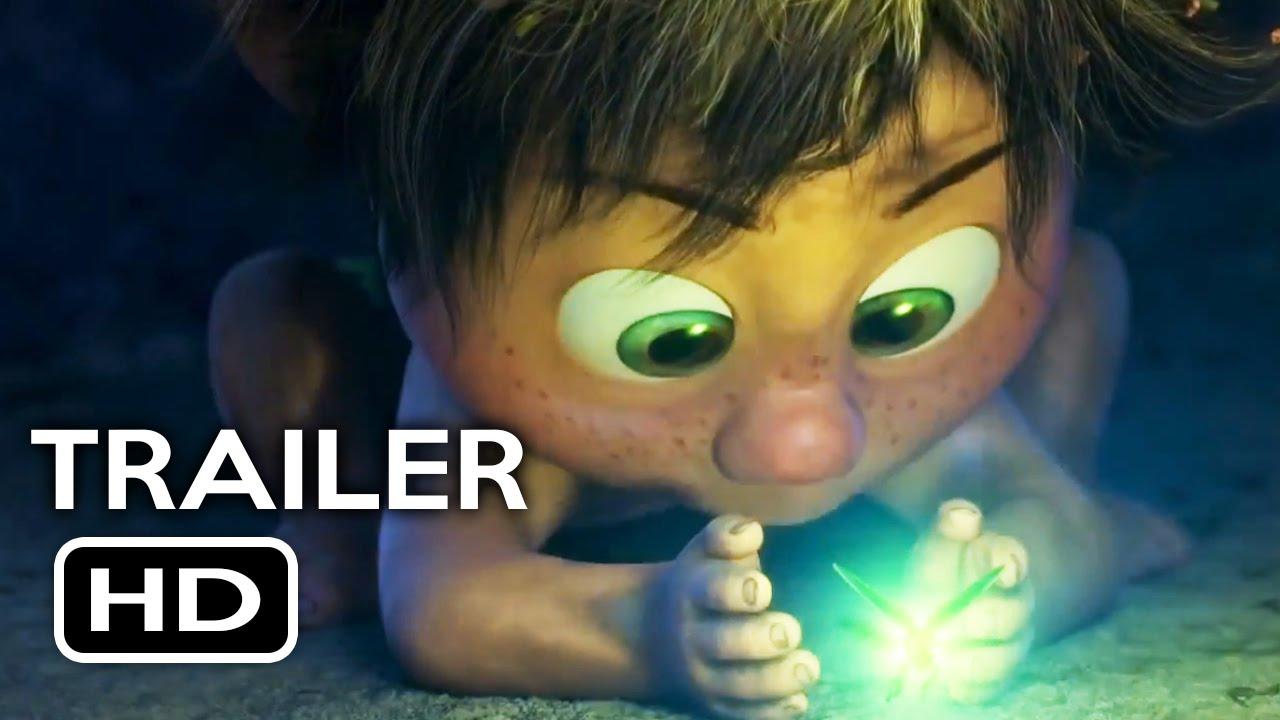 The Good Dinosaur Official Trailer 2 2015 Disney Pixar Animated Movie Hd Youtube