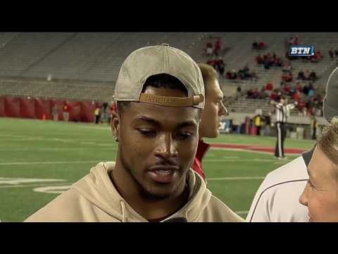 Corey Clement Talks NFL Draft - Wisconsin Spring Football