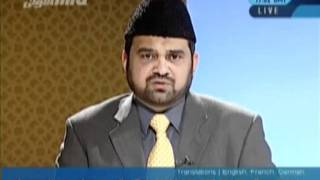 Reality of Khatame Nabuwat Conferences - Helping Ahmadiyya Muslim Jamaat - Alhmadolillah