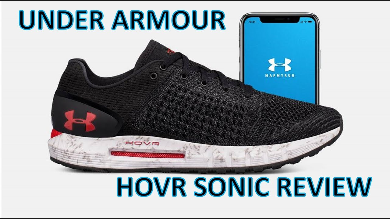 3eff3c78a12 REVIEW - Under Armour HOVR Sonic - YouTube