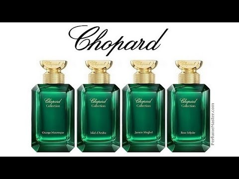 Chopard Collection Gardens Of Paradise New Perfumes 2018 Youtube