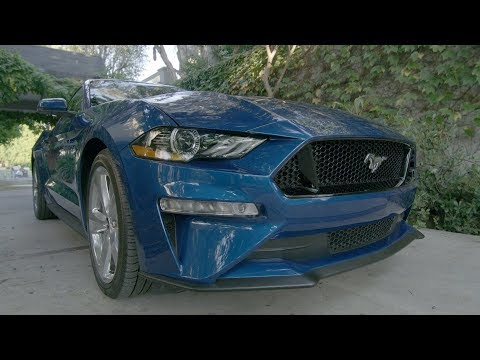 2018 Ford Mustang Good Neighbor Mode (Quiet Start)