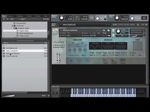 Spitfire presents: Olafur Arnalds Composer Toolkit