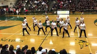 "Langley Dance Team - ""Missy Mix"""