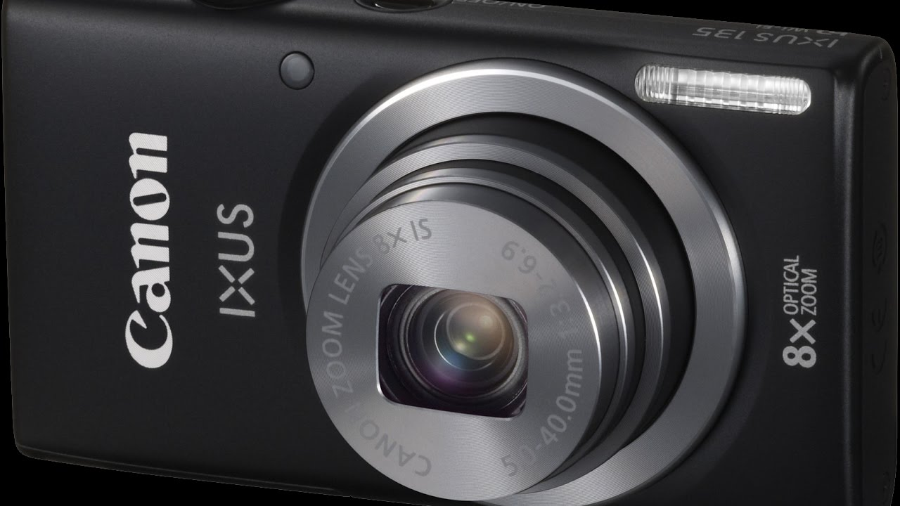Canon Ixus 135 Hands On Review Manual Guide Tips And Tricks