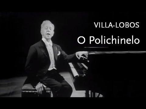 O Polichinelo • Villa-Lobos • Arthur Rubinstein