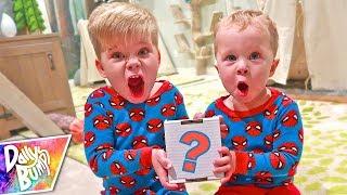 Parents Surprise Kids With a Special Souvenir!