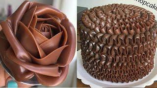 @Mr. Chef Fancy Rainbow Chocolate Cake Decorating Ideas   Chocolate Cake Hacks   So Yummy Cake #2 смотреть онлайн в хорошем качестве - VIDEOOO