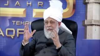Hathrat Mirza Masroor Ahmad (atba) on Syria, Iran and the Middle East - Building of Blocs