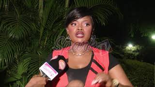 Gabby Ntaate asks fans not to judge Julie Muteesasira