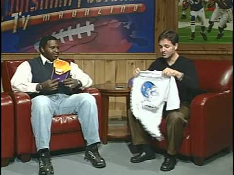 Louisiana Football TV Magazine 11/18/2008 Show [Part 3]